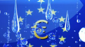 Leaking European Union - motion graphic