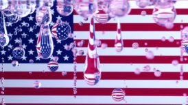 Leaking USA - motion graphic