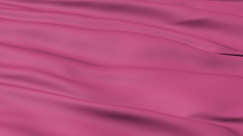 Hot Pink Fabric Texture LOOP - stock footage