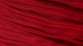 Plush Red Romantic Fabric Background,seamless looping