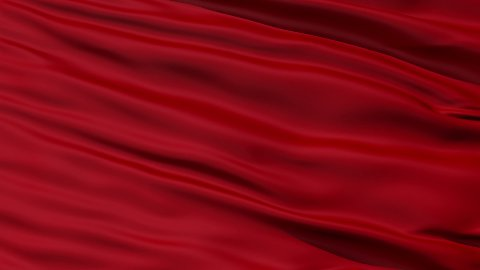 Plush Red Romantic Fabric Background,seamless looping - stock footage