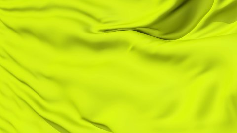 Rippled Yellow Fabric Background - stock footage