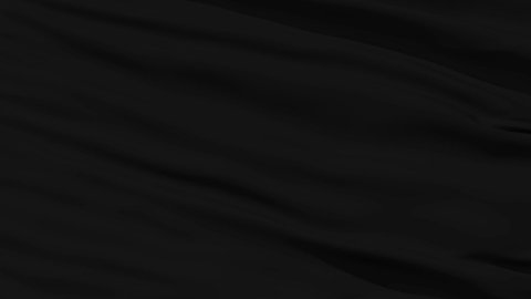 Black Fabric Textile Background - stock footage