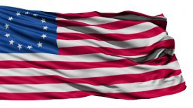United States Betsy Ross Flag