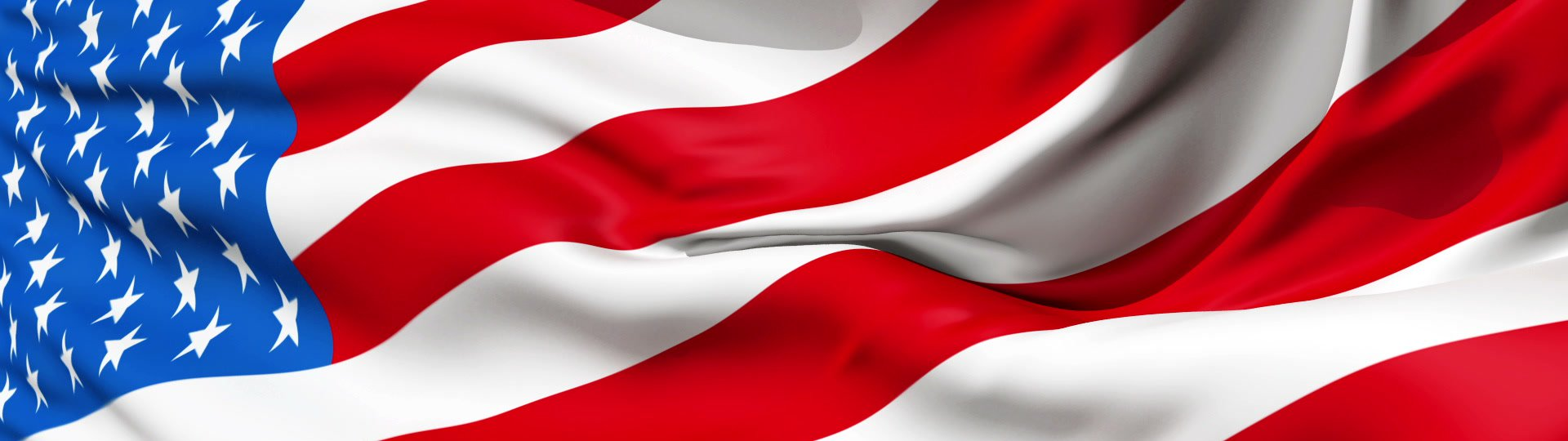 Realistic 3d seamless looping USA flag waving in the wind. | Realistic 3d seamless looping USA(United States) flag waving in the wind. - ID:11090