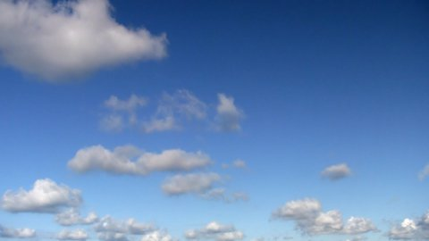 Cloudscape 04 - stock footage