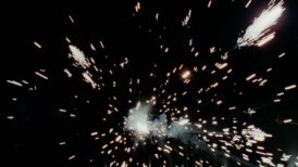 Sparks at Camera - SPK001HD - motion graphic
