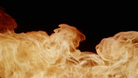 Flame Fire Burst - FIRE008HD - stock footage