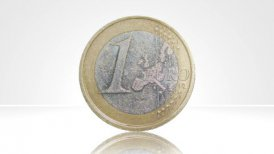 Euro coin france turn around 01