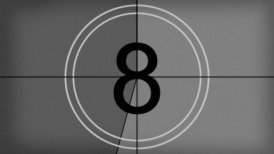 countdown old - motion graphic