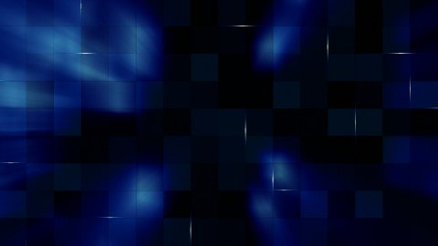 digital blue loopable background - stock footage