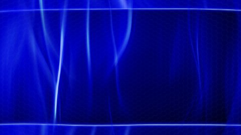 abstract soft blue background seamless loop - stock footage