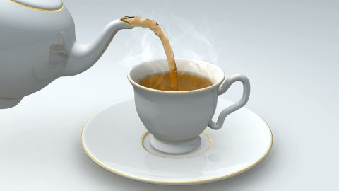 Pouring Coffee (loop) - stock footage