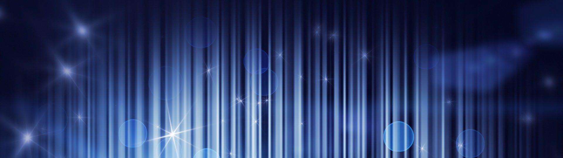 Stars lights and vertical stripes blue loop background | stars, lights and vertical stripes. Computer generated seamless loop abstract motion blue background - ID:12389