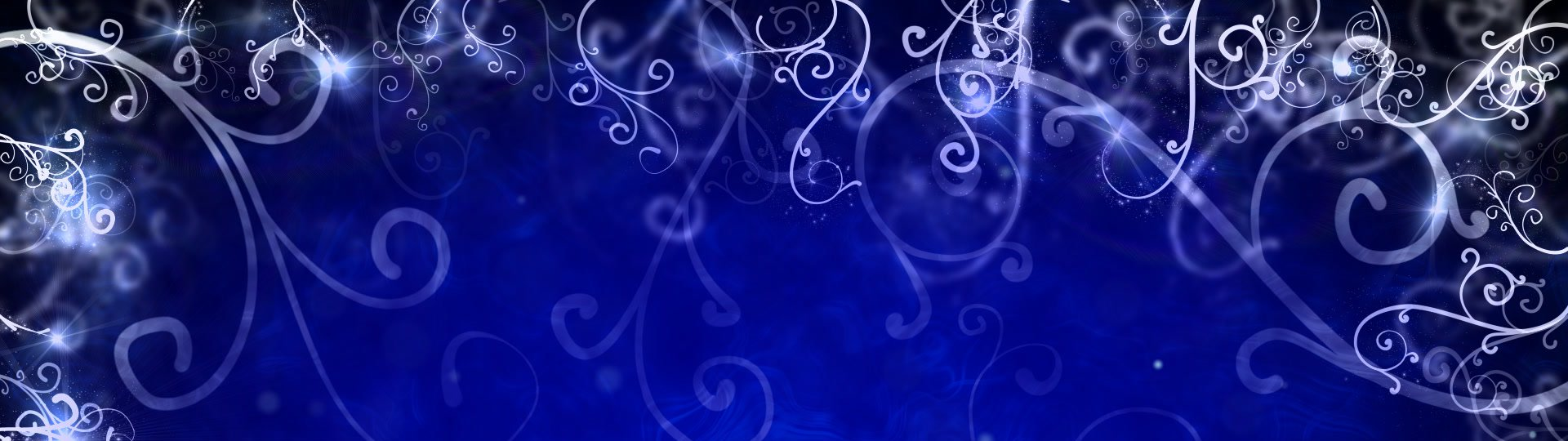 Blue flourishes frame loop background | blue flourishes frame. Computer generated abstract motion seamless loop background - ID:12409