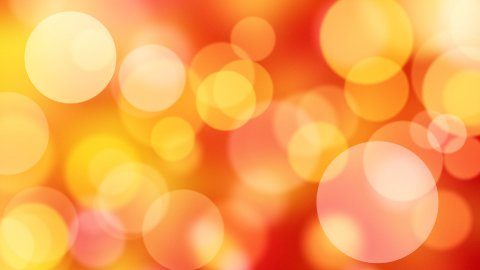 red slowly moving lights loop background - stock footage