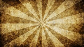 brown grungy rays loop background - motion graphic