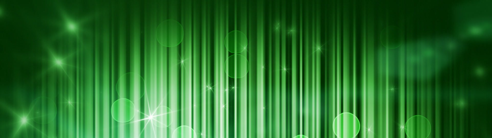 Stars lights and vertical stripes green loop background | stars, lights and vertical stripes. Computer generated seamless loop abstract motion green background - ID:12882
