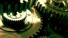 mechanisms of metal on the move - motion graphic