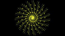 Star points swirling