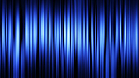 blue stripes loop background - stock footage