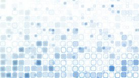 blue liquid squares loopable pattern animation - motion graphic