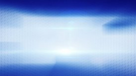 blue blur flashes and cells loopable background - motion graphic