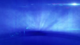 blue blur loopable background - motion graphic