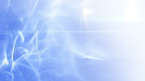 soft blue loopable background - stock footage