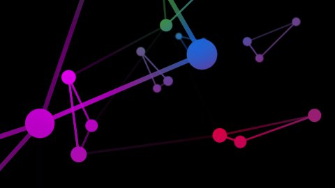 graphic animated backgrounds - stock footage