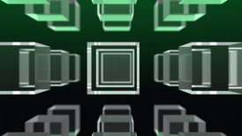 Cube Array - motion graphic