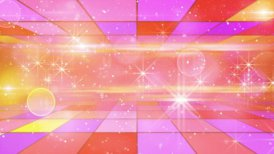 multicolor shining festive background loop - motion graphic