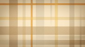 yellow brown checked fabric loopable background - motion graphic