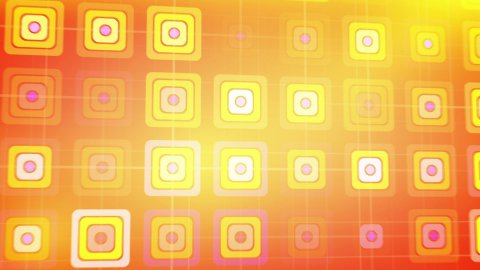 flashing disco party wall - stock footage