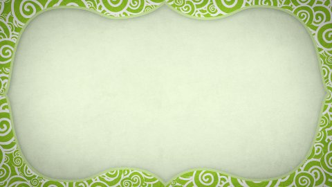 curles pattern frame seamless loop - stock footage