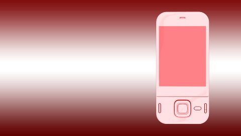 Mobile phone 01 - stock footage
