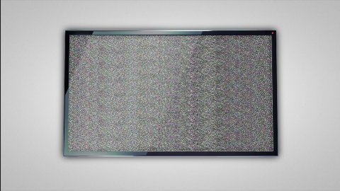 plasma TV 01 - stock footage