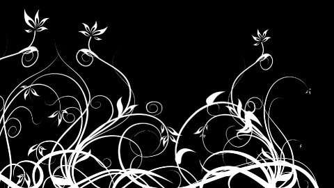 black&white backgrounds - stock footage