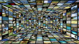 Multimedia TV Wall 04 - motion graphic