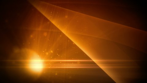 Abstract gold background LOOP - stock footage