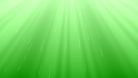 Green Light From Above - stock footage