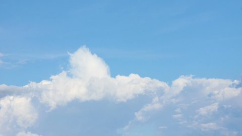 Cloudscape 12 - stock footage