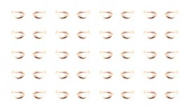 Multiple eyes 03 - editable clip, motion graphic, stock footage