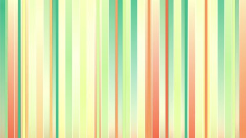 red green stripes loop background - stock footage