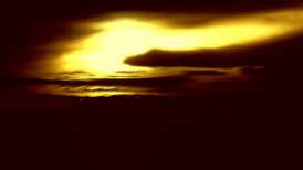 Sunset Time-lapse - editable clip, motion graphic, stock footage