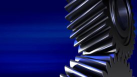 Gears Background - editable clip, motion graphic, stock footage