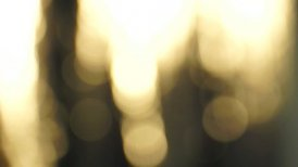 Abstract Bokeh Downward Motion - editable clip, motion graphic, stock footage