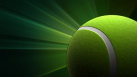 Tennis Ball - motion graphic