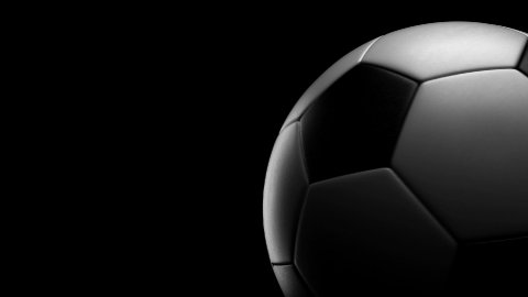 Soccer Ball - stock footage