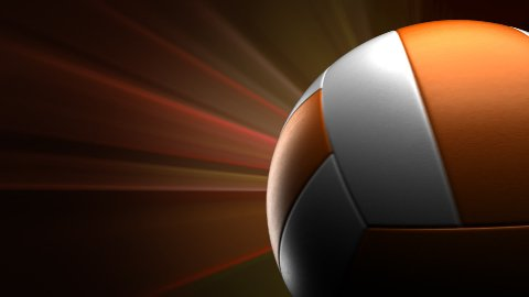 Volleyball Background - stock footage